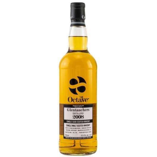 """Виски """"The Octave"""", Glentauchers, 11 Years, 2008"""