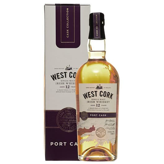 "Виски ""West Cork"" Port Cask 12 Years"