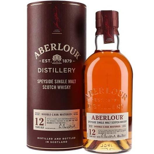 Виски Aberlour 12 y.o. Double Cask