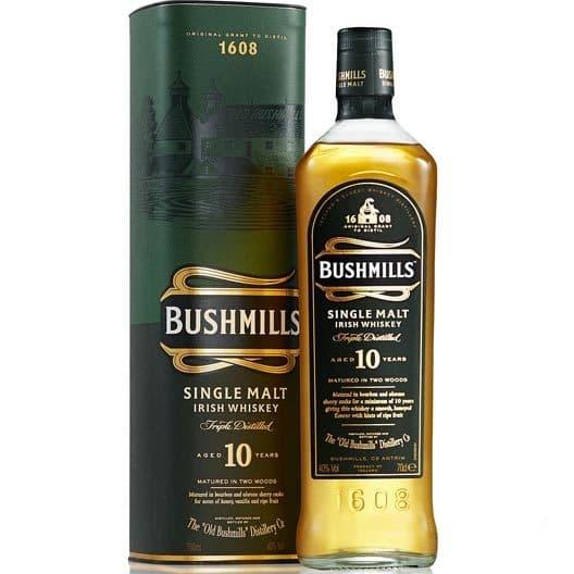 Виски Bushmills 10 y.o.