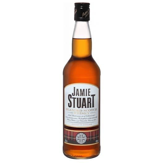 "Виски ""Jamie Stuart"" Blended Scotch Whisky, 0.7"