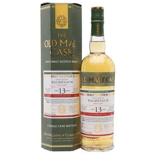 "Виски ""Old Malt Cask"", Balmenach 13 Years old"