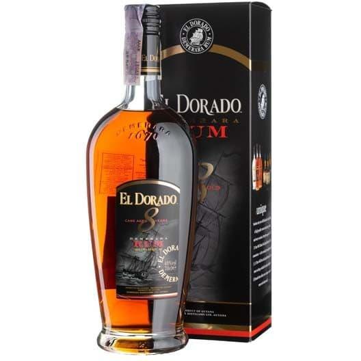 Ром El Dorado 8 y.o.