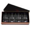 Набор 4 бокала для виски Glencairn в подарочной упаковке