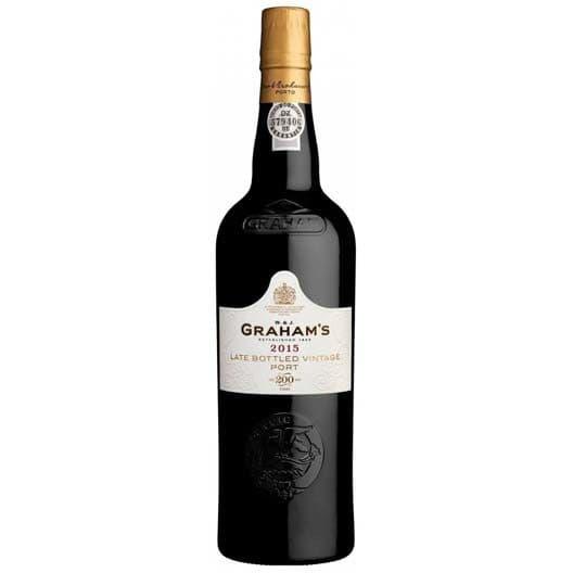 Портвейн Graham's, Late Bottled Vintage (LBV), 2015