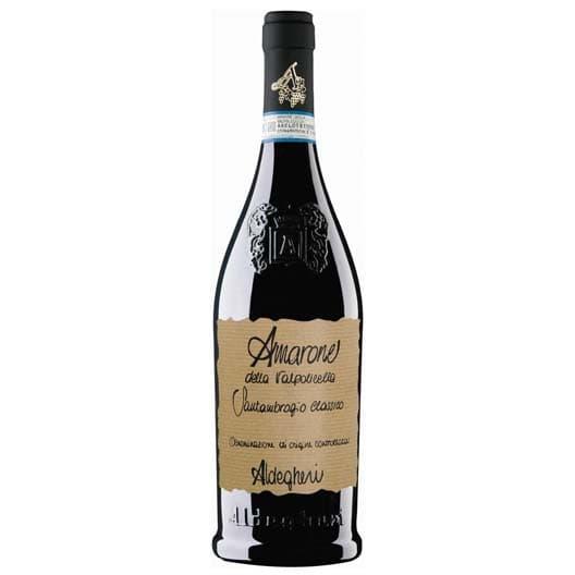 """Вино Cantine Aldegheri, Amarone della Valpolicella Classico """"Santambrogio"""" DOC"""
