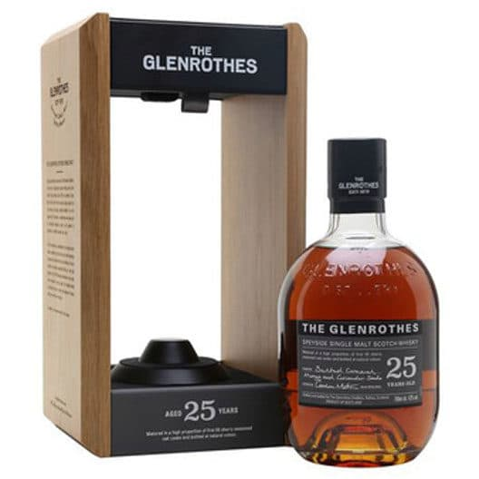 Виски Glenrothes 25 Years Old