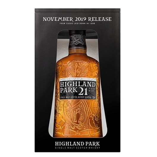 Виски Highland Park 21 Years Old Release 2019