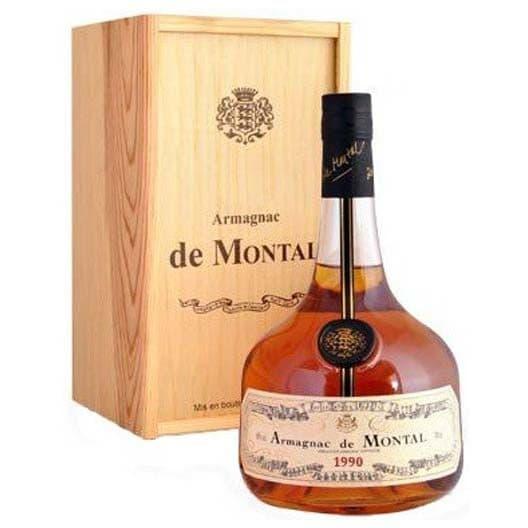 Арманьяк Armagnac de Montal, 1990