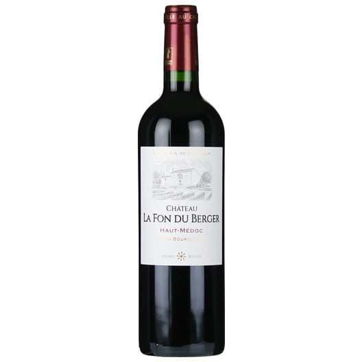 Вино Chateau La Fon du Berger, Cru Bourgeois Haut-Medoc AOC