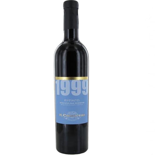 Вино M.Chapoutier Rivesaltes AOC 1999 0.5