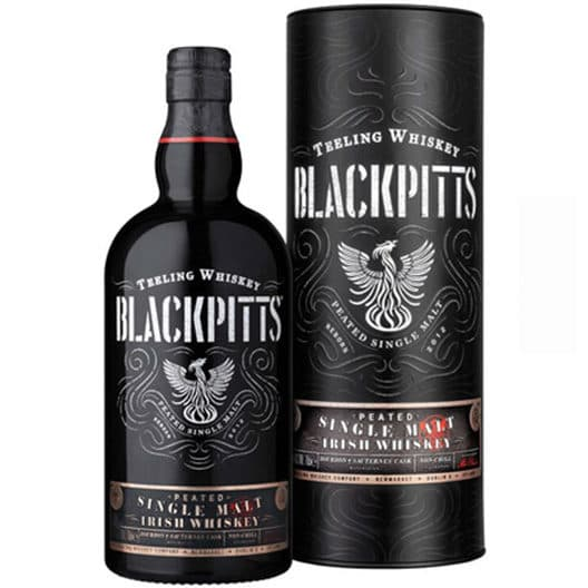 Виски Teeling Blackpitts