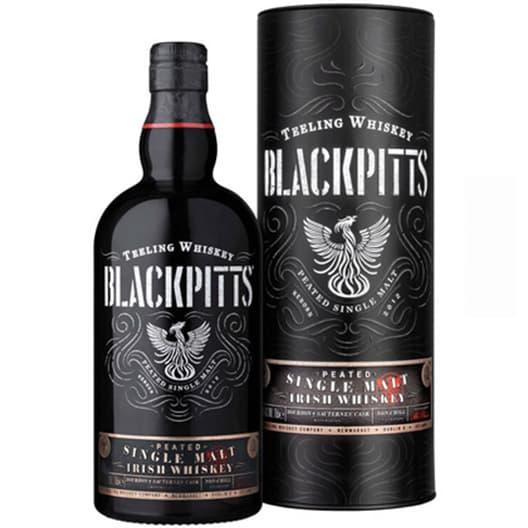 Виски Teeling Blackpitts