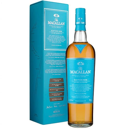 "Виски ""Macallan"" Edition №6"
