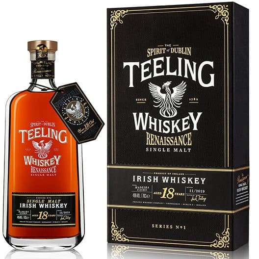 Виски Teeling Renaissance Series 18 y.o. (Madeira Casks)