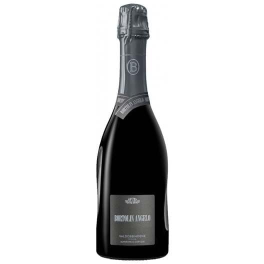 """Игристое вино Bortolin Angelo, """"Superiore di Cartizze"""", Valdobbiadene DOCG, dry"""