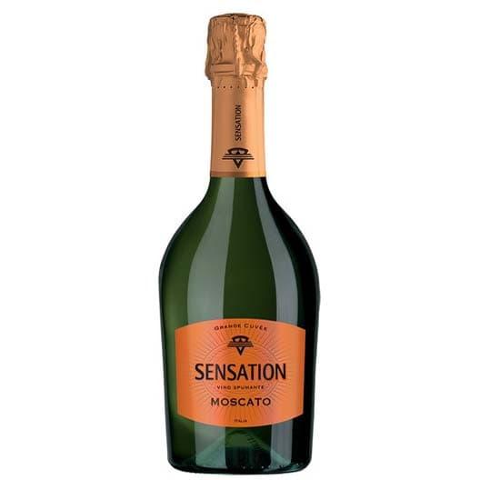 "Игристое вино ""Sensation"" Moscato"