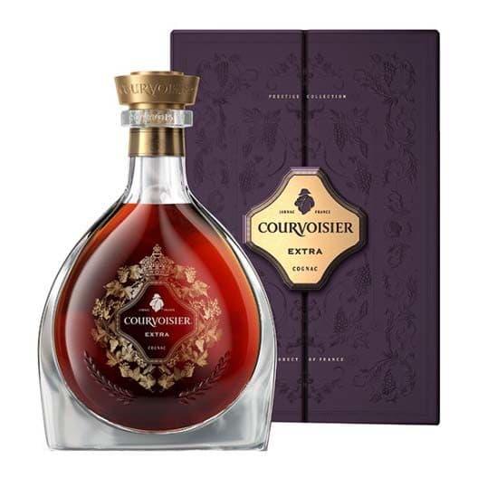 Коньяк Courvoisier Extra