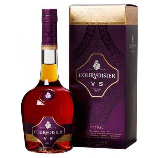 """Коньяк """"Courvoisier"""" VS, gift box, 0.5 л"""
