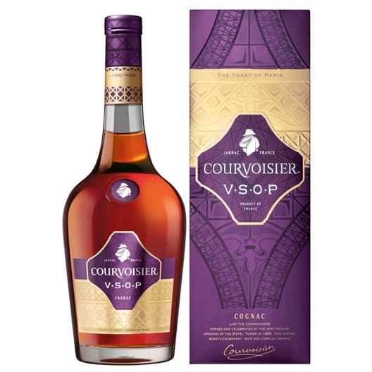 "Коньяк ""Courvoisier"" VSOP, with box, 0.5 л"