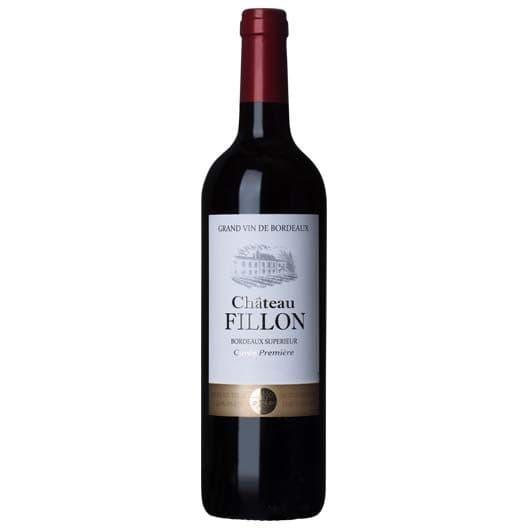 Вино Chateau Fillon Cuvee Premiere AOC Bordeaux Superieur