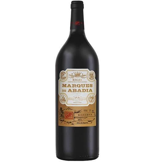 Вино Marques de Abadia Reserva Rioja DOC 1.5