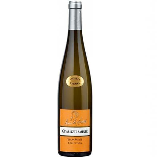 "Вино Bestheim ""Anne de Laweiss"" Gewurztraminer Alsace AOC 2018"
