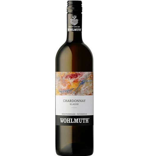 "Вино Wohlmuth ""Klassic"" Chardonnay 2017"