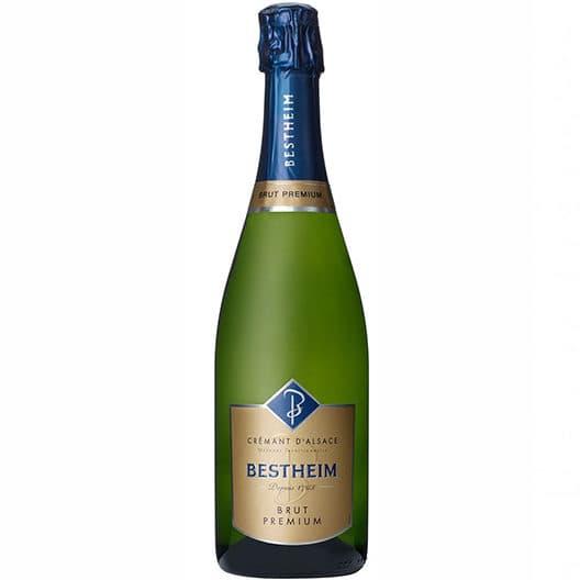 Игристое вино Bestheim Brut Premium Cremant d'Alsace AOC