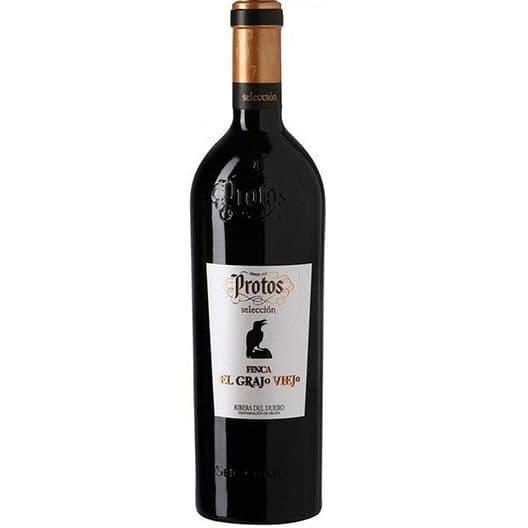 """Вино Protos Seleccion """"Finca el Grajo Viejo"""" 2016"""