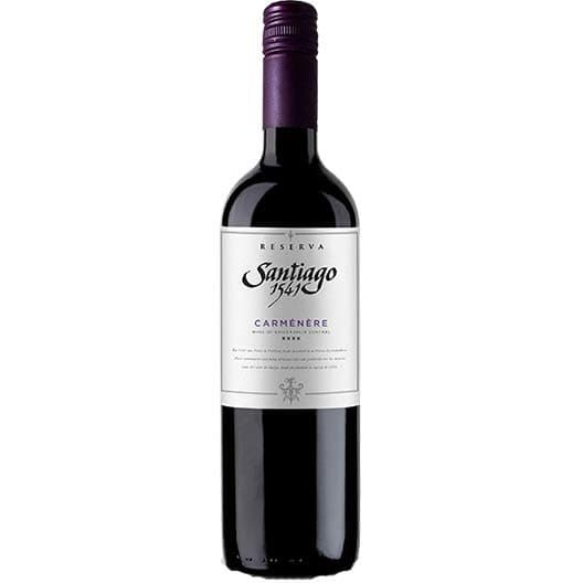 "Вино ""Santiago 1541"" Carmenere Reserva"