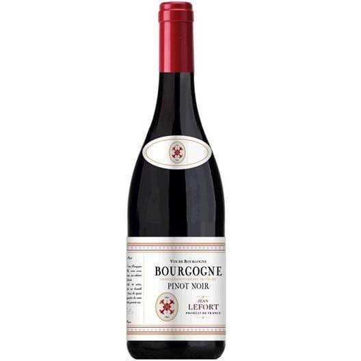 Вино Jean Lefort Pinot Noir Bourgogne AOP 2018