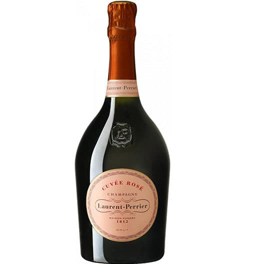 "Шампанское Laurent-Perrier ""Cuvee Rose"" Brut"