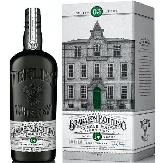 Виски Teeling Brabazon Bottling Series 03