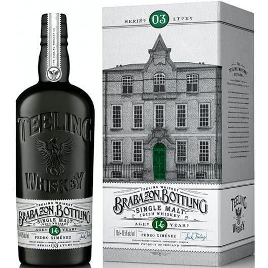 Виски Teeling Brabazon Bottling Series 03