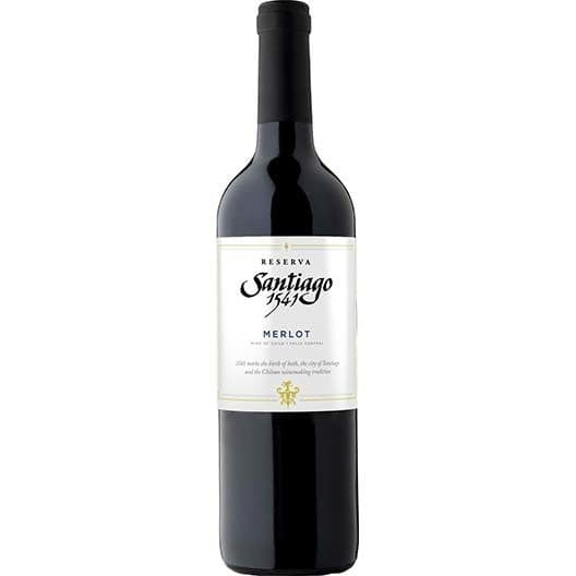 "Вино ""Santiago 1541"" Merlot Reserva"
