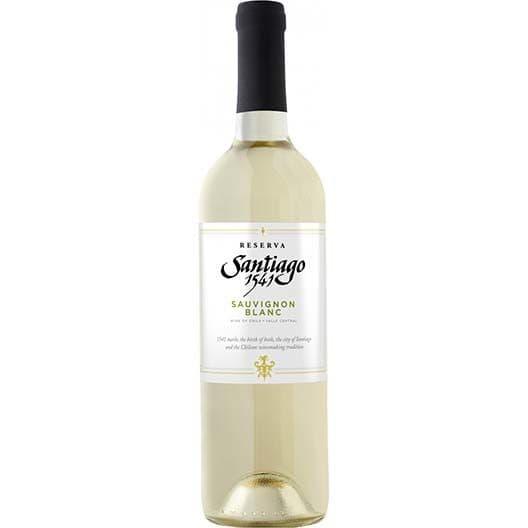 "Вино ""Santiago 1541"" Sauvignon Blanc Reserva"