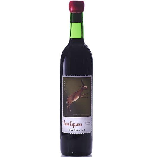 Вино Дача Сердюка Казачье 0,7