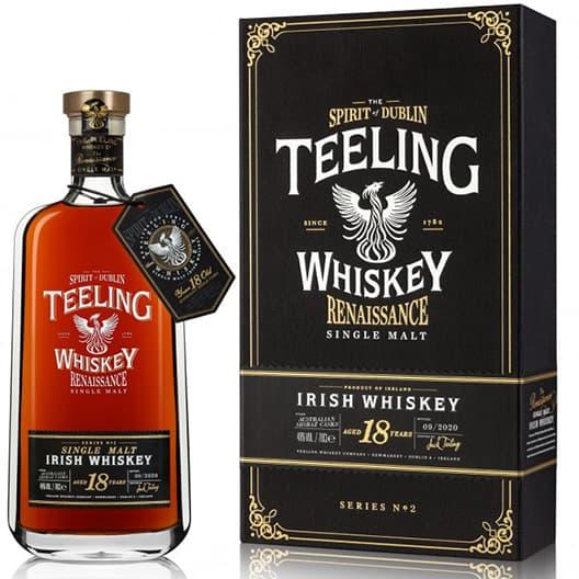 Виски Teeling Renaissance Series 18 y.o. (Shiraz Casks)