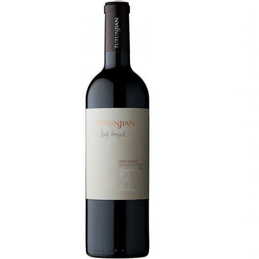 Вино Tutunjian Single Vineyard Cabernet Sauvignon