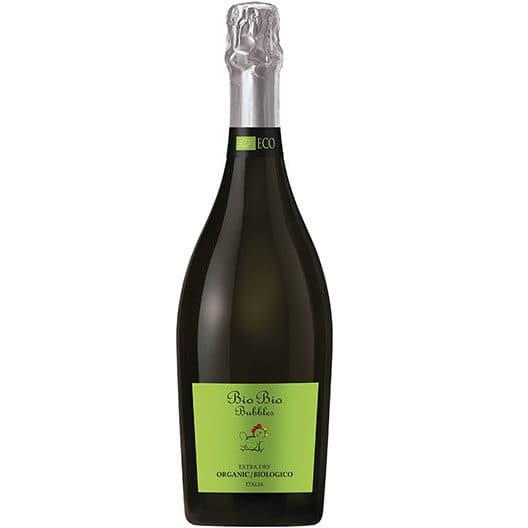 Игристое вино Bio Bio Bubbles Extra Dry
