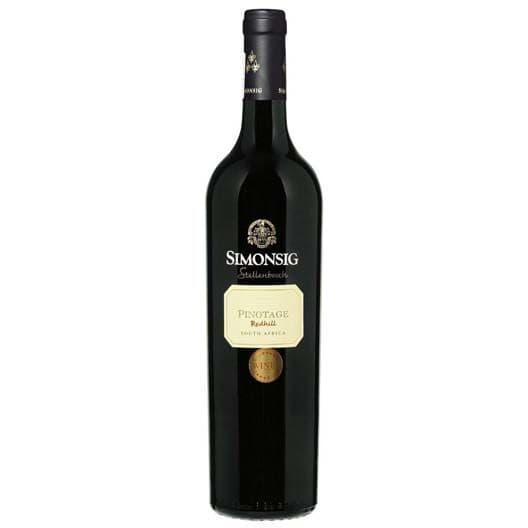 "Вино Simonsig, ""Redhill"" Pinotage"