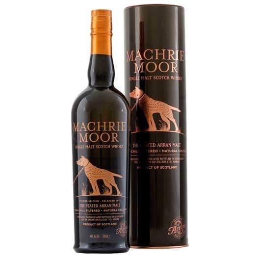 Виски Arran Machrie Moor