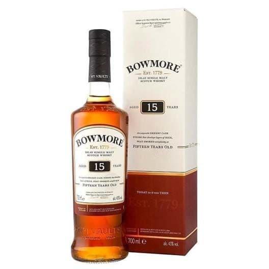 """Виски """"Bowmore"""" 15 Years Old"""