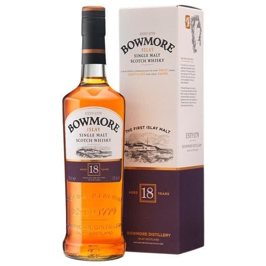 "Виски ""Bowmore"" 18 Years Old"