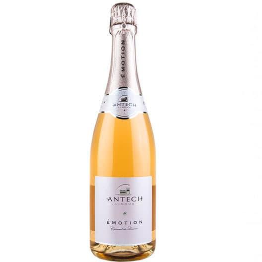 Игристое вино Antech Cuvee Emotion Brut Rose Cremant de Limoux AOP