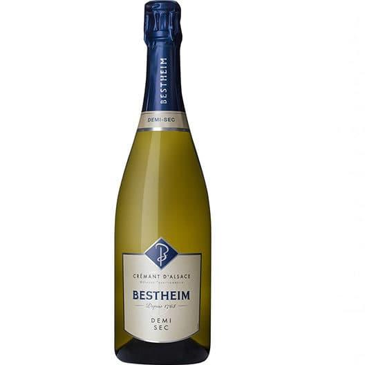 Игристое вино Bestheim Demi Sec Cremant d'Alsace AOC