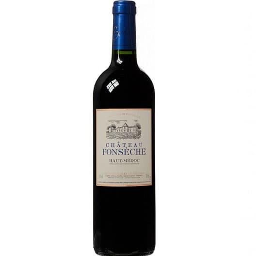 Вино Chаteau Fonseche Haut-Medoc AOC 2014