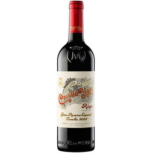 """Вино Marques de Murrieta """"Castillo Ygay"""" Gran Reserva Especial 2005"""