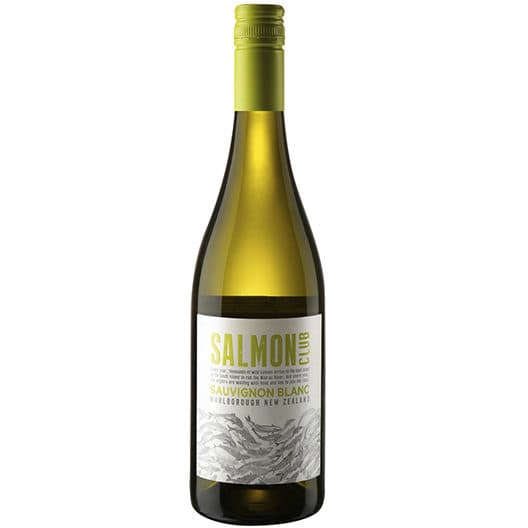 "Вино ""Salmon Club"" Sauvignon Blanc"